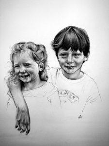 Van Rens_2009_charcoal_portrait_drawing