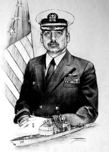 sailor_captain_charcoal_portrait_drawing