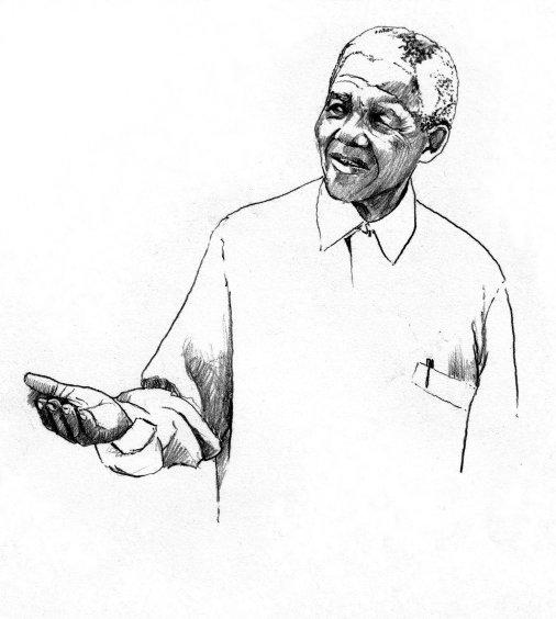 Mandela south africa african historical political figure book 2