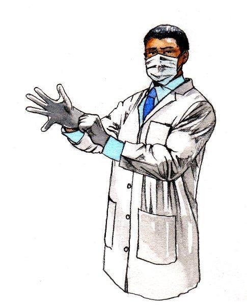 Doctor surgeon physician book 2