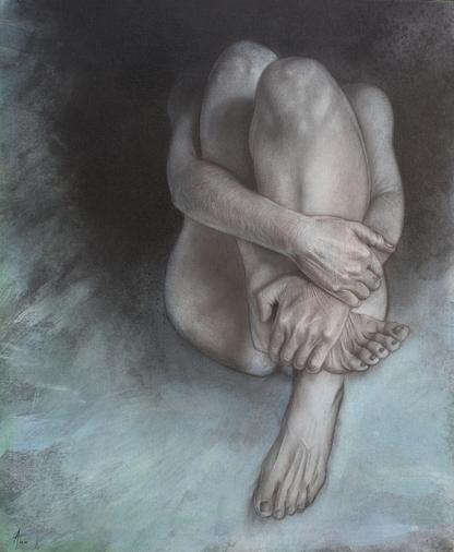 Nude Study II 03.20